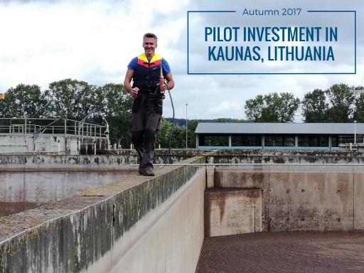 Pilot investment in Kaunas