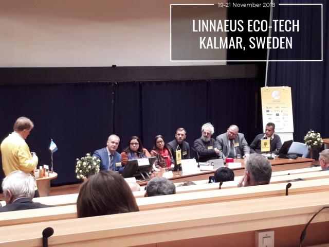 Linnaeus Eco-Tech panel